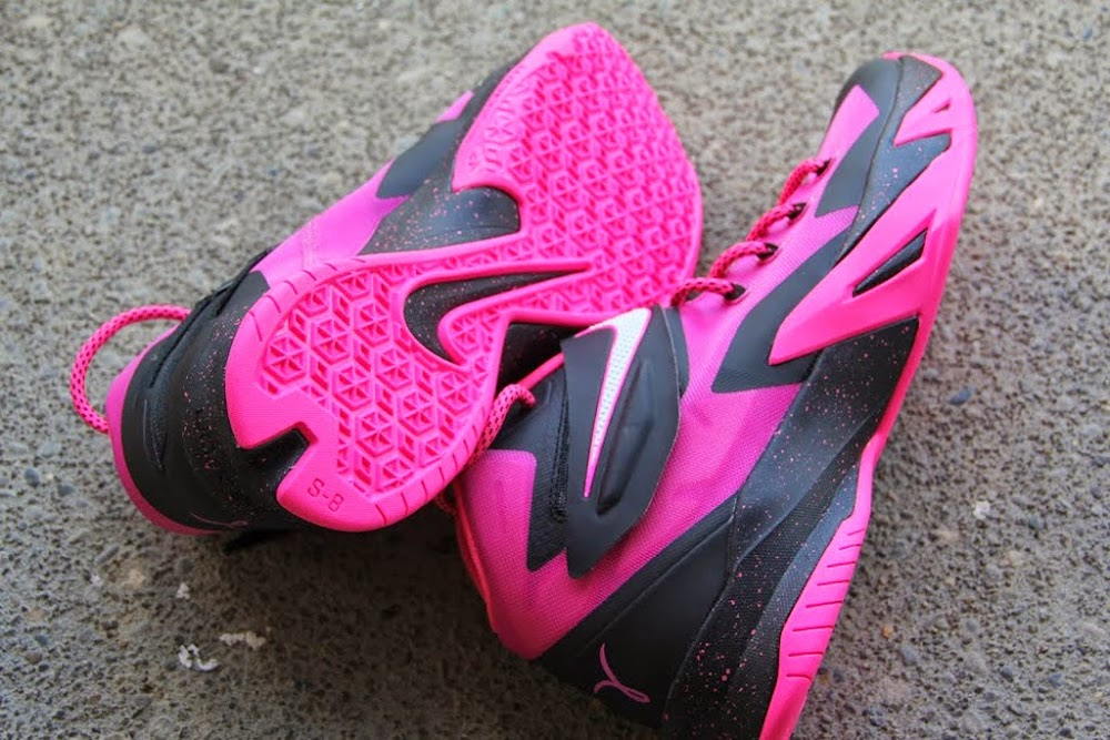 f6d78e34329 ... 8220Think Pink8221 Nike Zoom Soldier 8 Set to Release on September 20th