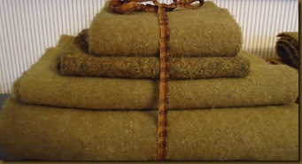 Army Green Wool