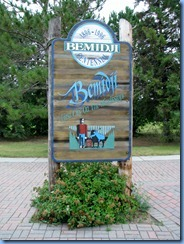 2618 Minnesota Bemidji - sign