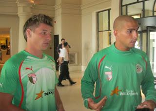 Medjani : «C'est aux autres de craindre l'Algérie, on vise le dernier carré»