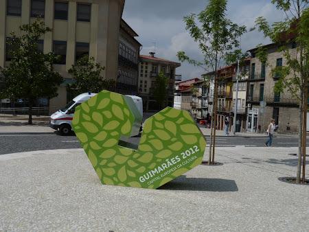 Imagini Portugalia: Guimaraes, capitala culturala a Europei 2012