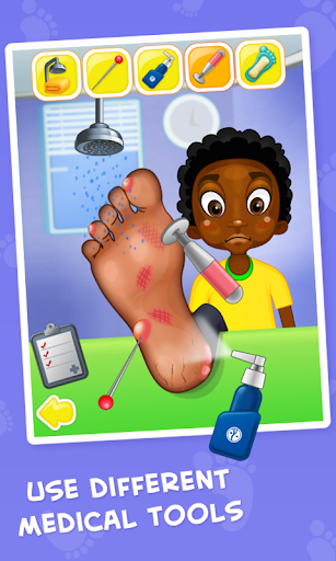 Crazy Foot Doctor  screenshots 3