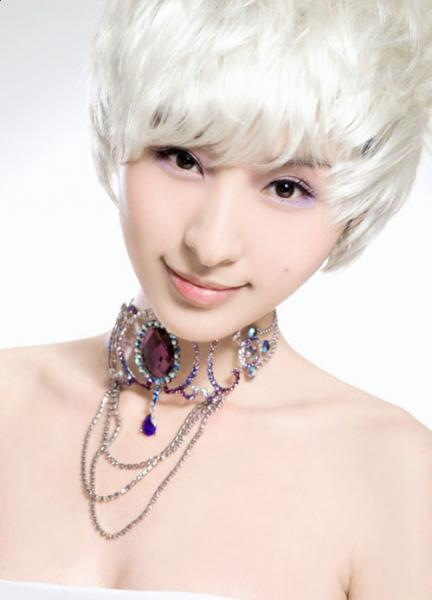 white hair style top asian hairstyles and haircuts asian white 5966