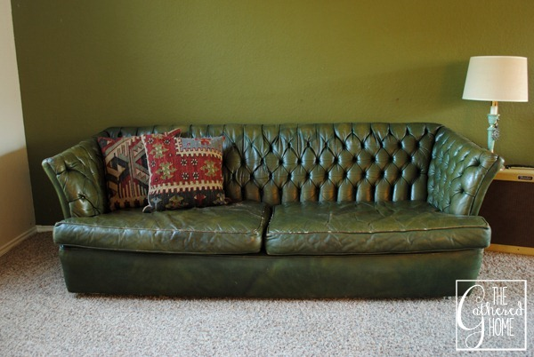 green tufted leather sofa 3