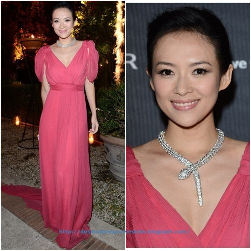 Zhang Ziyi - STOP.THINK.GIVE exhibition by Fabrizio Ferri for Bulgari1