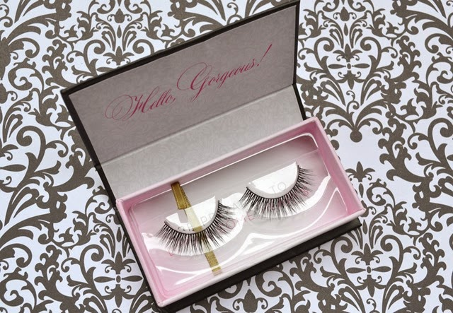 Femme Fatale Lashes in Femme Fatales Look Review (3)