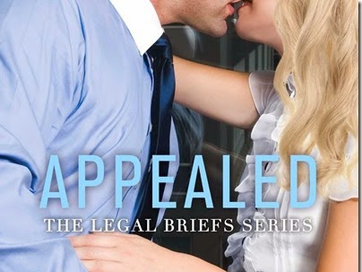 Cover Reveal: Appealed (Legal Briefs #3) by Emma Chase