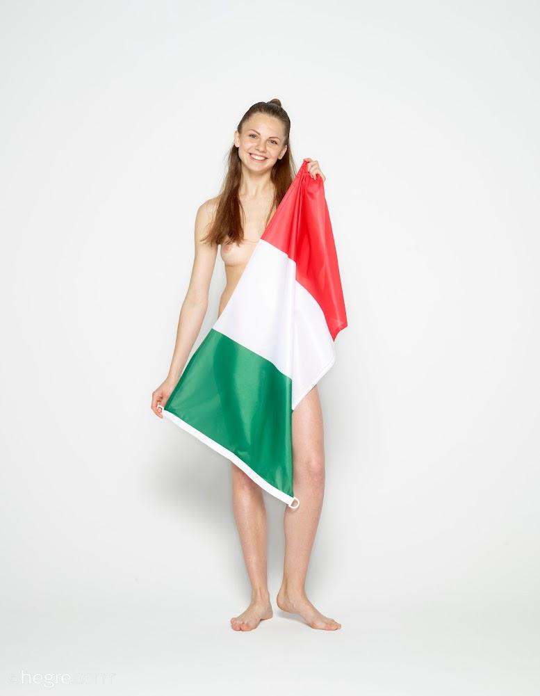 [Hegre-Art] Cindy - Viva Italia