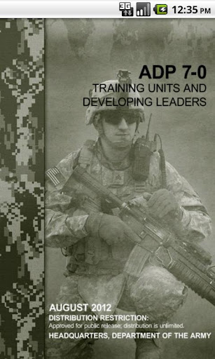 ADP 7 Train Units Dev. Lead