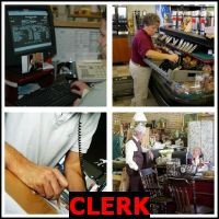CLERK- Whats The Word Answers