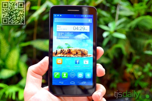 Alcatel One Touch Scribe HD Review