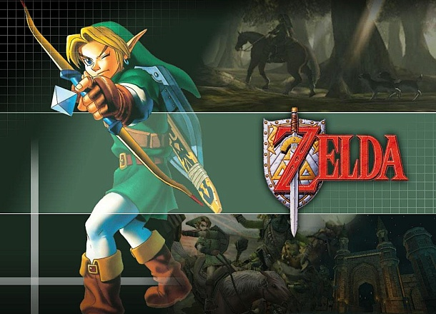 Indie Retro News: Zelda Fans Rejoice! - Great Zelda Custom