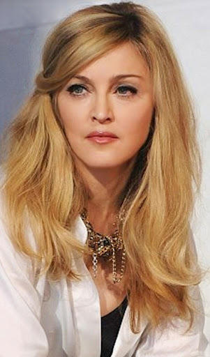UltimateMadonna: Daily Mail:Madonna Looks Half Her Age!