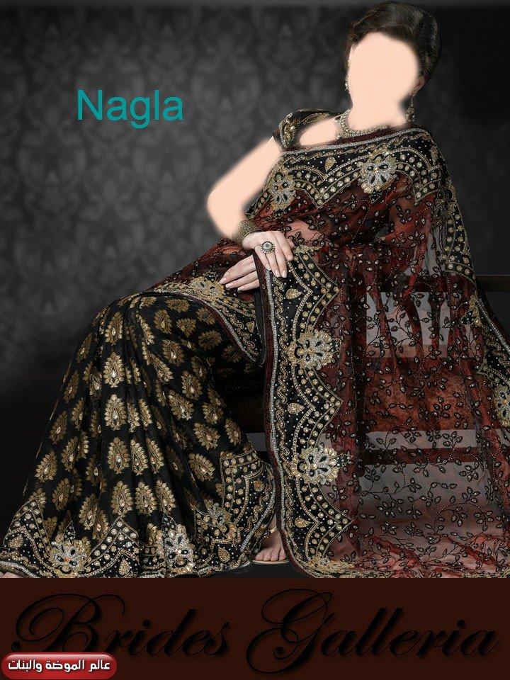 ملابس هنديديزاين جميلة للملابس الهنديأزياء هندي من Teenaروعة الازياء الهندياحلى