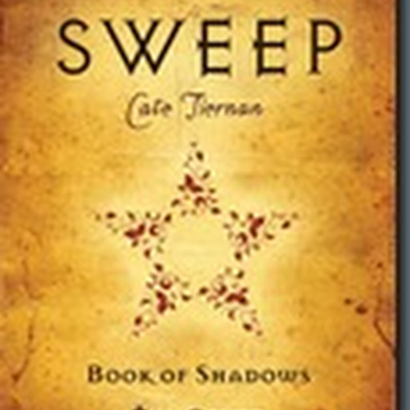 Sweep series by Cate Tiernan