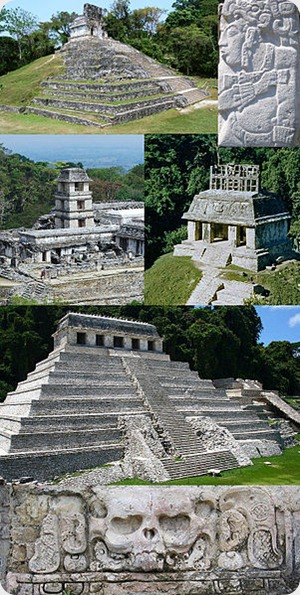 Palenque_Collage