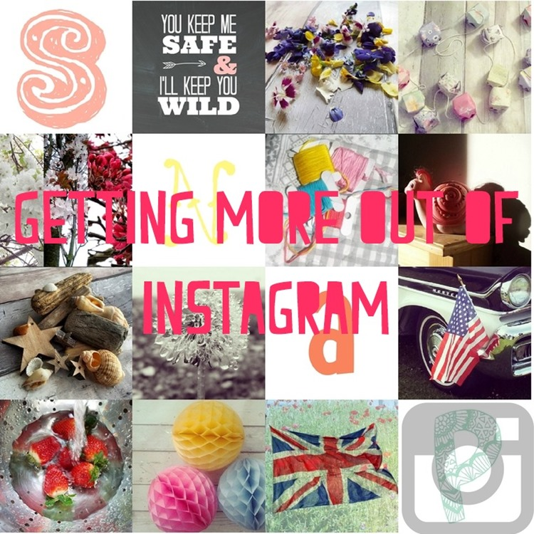 Get more from your instagram