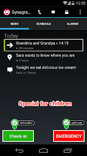 Synagram - Family Locator- screenshot thumbnail