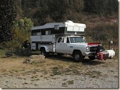 RV Net Open Roads Forum: Truck Campers: Front Cargo Rack