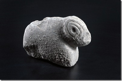 Neolithic figurine from Moza