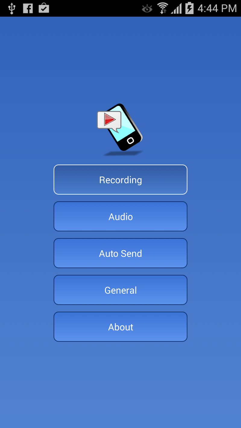 Call Recorder S9 Screenshot 3