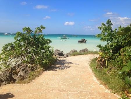 Imagini Filipine: Plaja Boracay