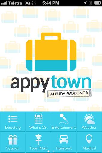 Albury Wodonga Appy Town