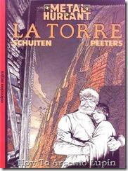 P00004 - Las ciudades oscuras  - La torre #4