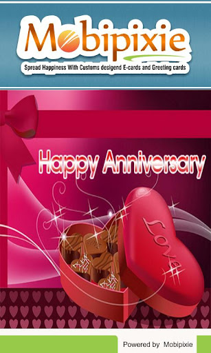 Anniversary eCards for Friends