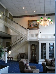 1286 Lanham, Maryland  - Best Western Capital Beltway lobby