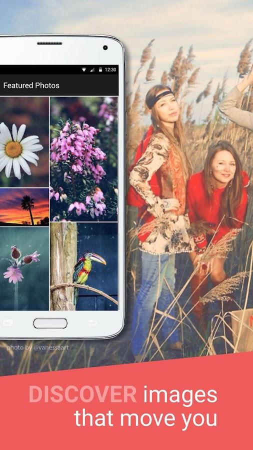 PicsArt - Editor de imagem - screenshot
