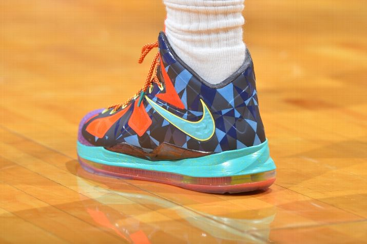 What the MVP Lebron 10 What The Mvp