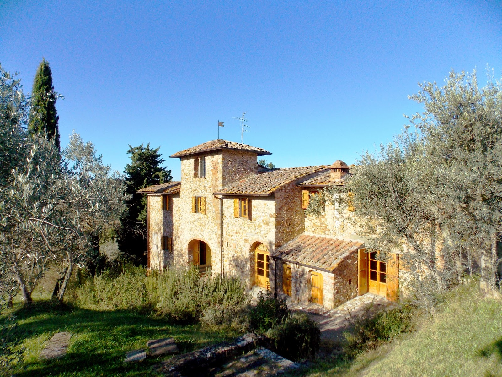 Villa il Poggio_San Casciano Val di Pesa_1
