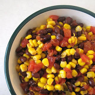 Black Bean And Corn Salsa With Italian Dressing Recipes.