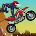 Mountain Moto : Down Hill icon