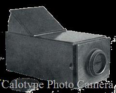 Calotype-Photo-Camera