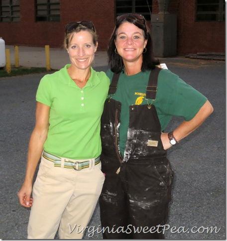 Paula and Beth at MMS