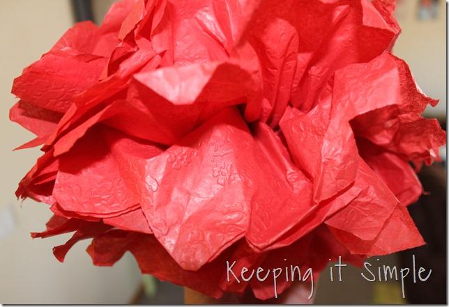 tissue paper pom pom (13)