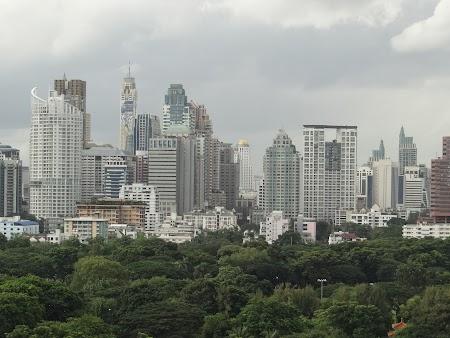 Gratis Bangkok: Lumbini Park
