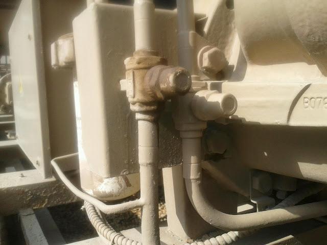 HVAC  CHILLERS  HEATPUMP  How to change Screw Compressor