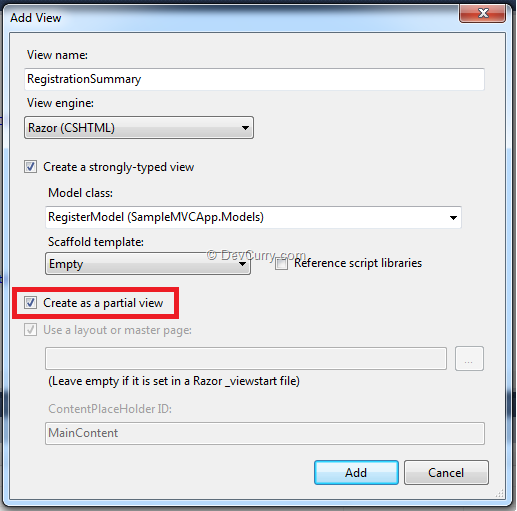 aspnet-mvc-partial-view