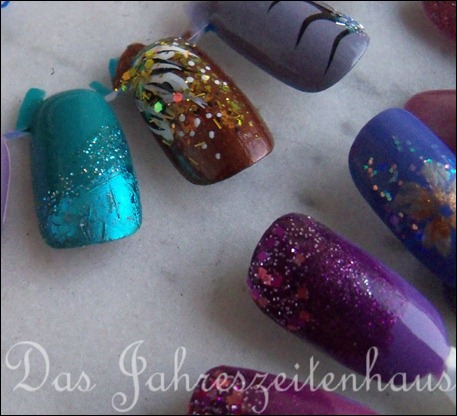 Nailart Wheels 2