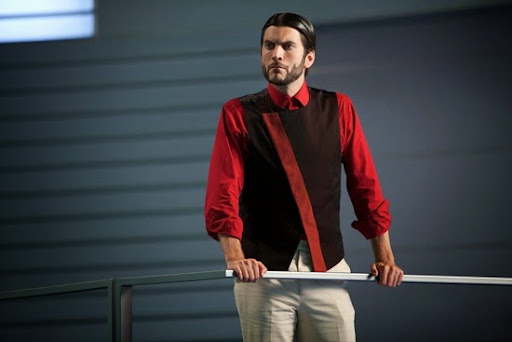 Wes Bentley is Seneca Crane in Hunger Games