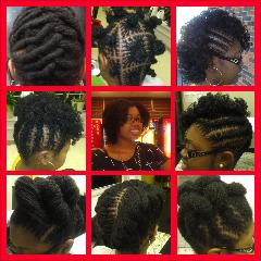 Prime Naturalnikkidst39S Sisterlocks Blog November 2012 Short Hairstyles Gunalazisus