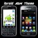 ADW iDroid Theme logo