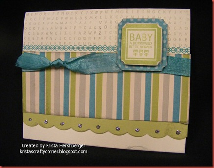 Dotty for You card_Krista Hershberger_baby
