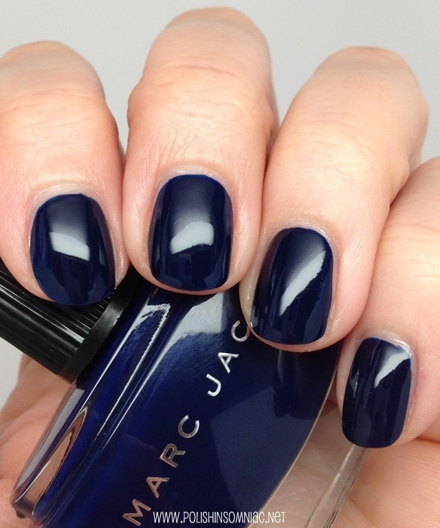 Polish Insomniac Today S Notd Marc Jacobs New Wave Limited Edition