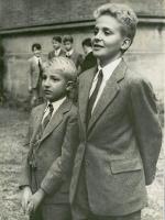 Juan Carlos and Alfonso