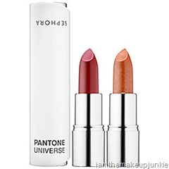 SEPHORA PANTONE UNIVERSE Fire & Earth Lip Ombre Lipsticks