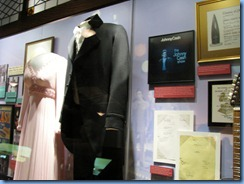 9477 Nashville, Tennessee - Discover Nashville Tour - Ryman Auditorium - Johnny Cash & June Carter display